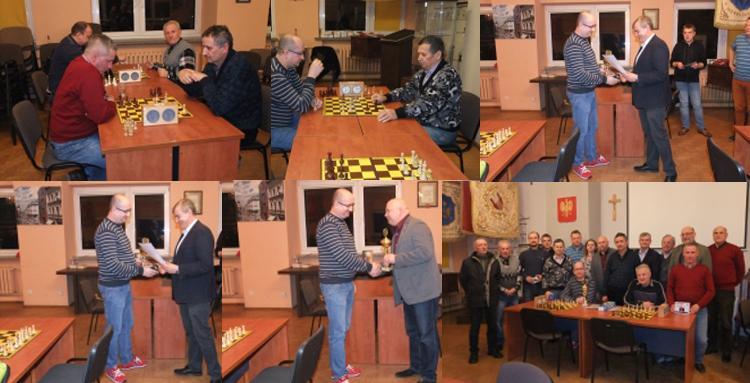 Szachy, Rywalizowali szachownicy - zdjęcie, fotografia