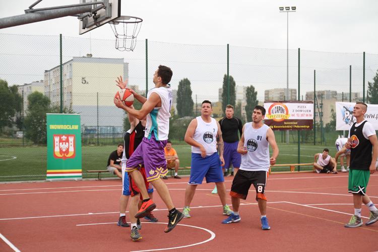 sport, Zagrali streetballa patronatem prezydenta - zdjęcie, fotografia