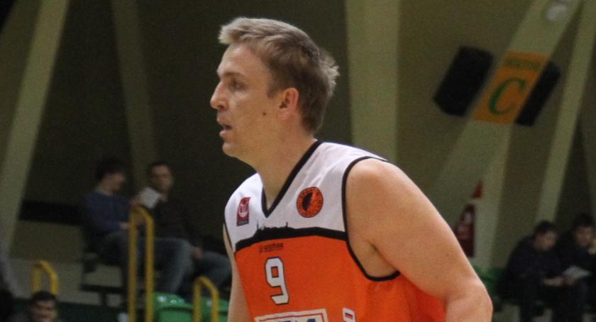 Koszykówka, Center latach wraca Noteci - zdjęcie, fotografia