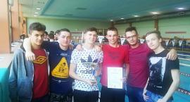 Pływacy z Kasprowicza na IV miejscu w Kujawsko-Pomorskiej Licealiadzie