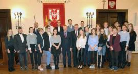 Młodzieżowa Rada Miejska Inowrocławia XV kadencji - sesja inauguracyjna