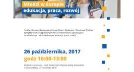 Młodzi w Europie: edukacja, praca, rozwój