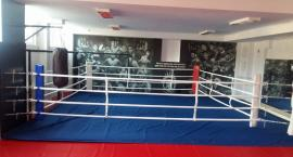Inowrocławska młodzież ma już ring bokserski
