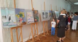 Artyści wystawili swoje prace na pokaz