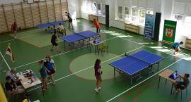 Odbył się turniej tenisa stołowego