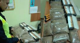 Żnińscy kryminalni zabezpieczyli nielegalny tytoń