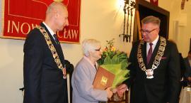 Teresa Klonowska Honorowym Obywatelem Miasta