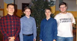 Czterech uczniów z Kaspra
