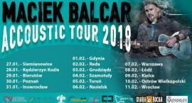 Maciek Balcar - Accoustic Tour 2018